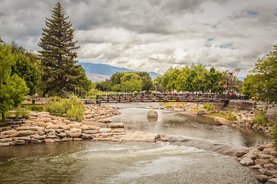 Truckee River Summer