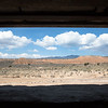 Window to Cathedral Gorge