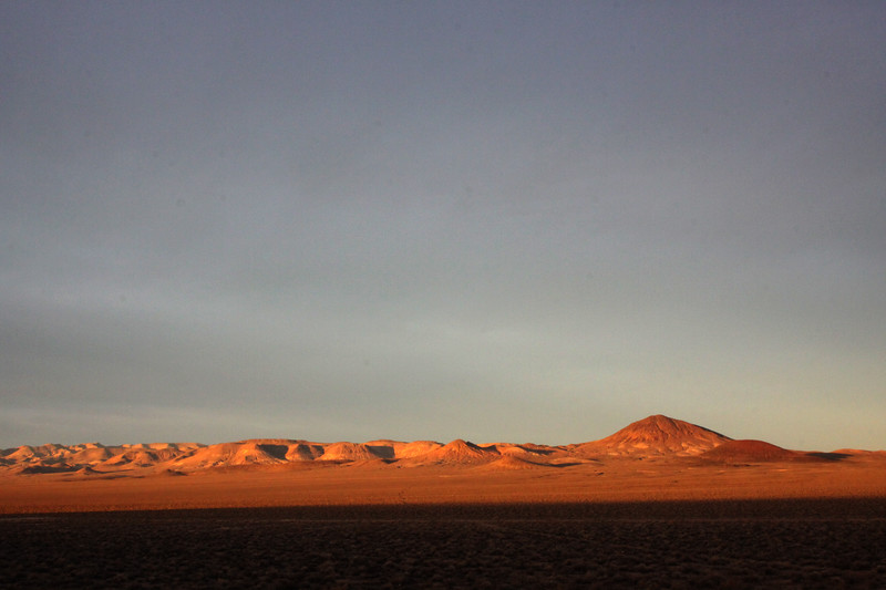 A different View of Nevada Landscapes
