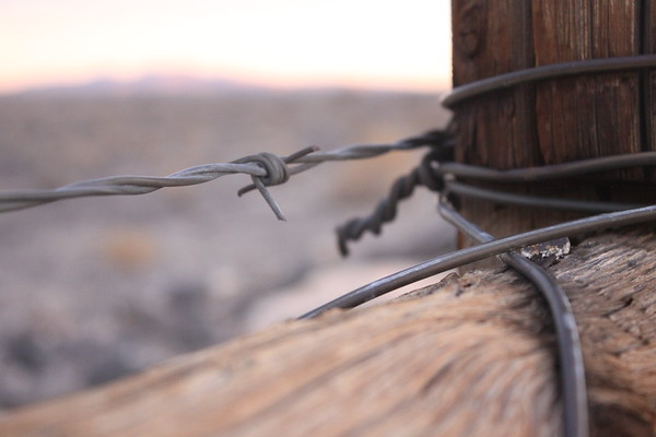 Close fence
