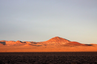 Cinder Cones near Beatty, NV