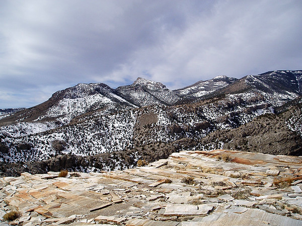 Mt Moriah, North Snake Range, Nevada