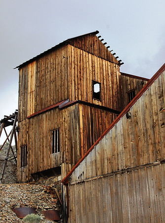 Berlin Mill, near Ione, NV