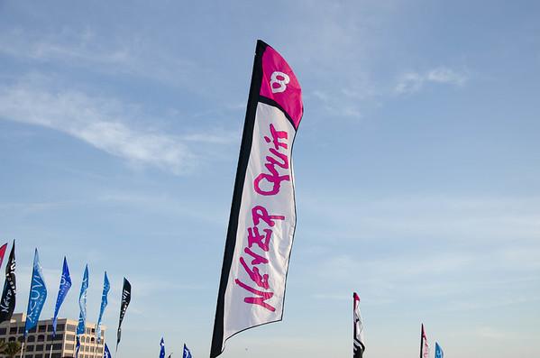 2015 5K 2015 flags