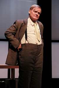 Clarence Darrow Photo: Justin Barbin