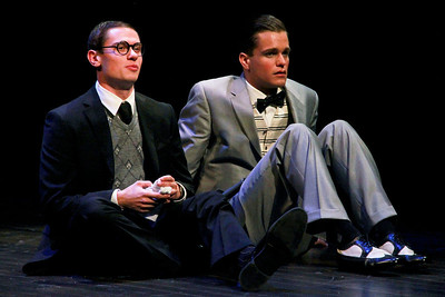 Leopold and Loeb Photo: Courtney O'Neill