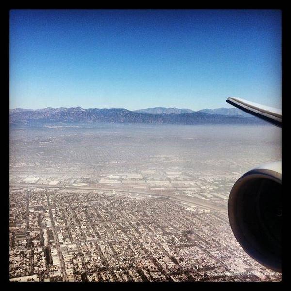 Urban Sprawl - Los Angeles