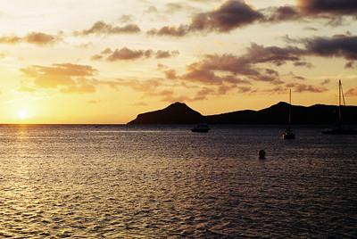 Wildlife of Nevis & Landscape