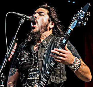 Machine Head @ Mayhem Festival,Mtn View,CA