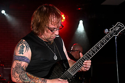 Jeff Dunn (Mantas) of Mpire of Evil @ The Avalon Nightclub,Santa Clara,CA