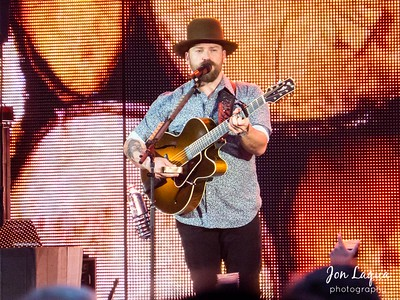 New! 2016 Zac Brown Band Concert
