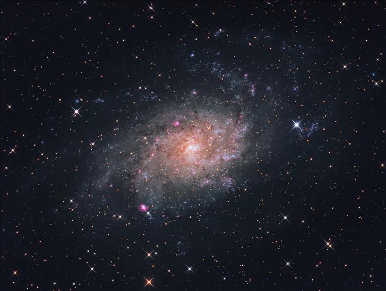 M33 -- Triangulum Constellation