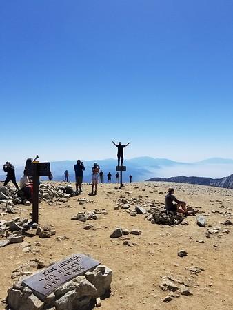 Baldy - Heavy Pack hike - May 28 2018