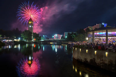 Spokane's 4th of July