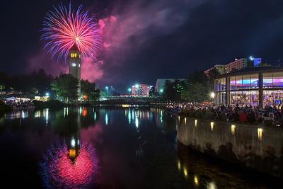 Spokane's 4th of July