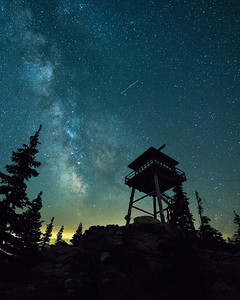 Sundance Milky Way Lookout