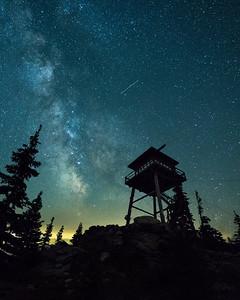 Sundance Milky Way Lookout