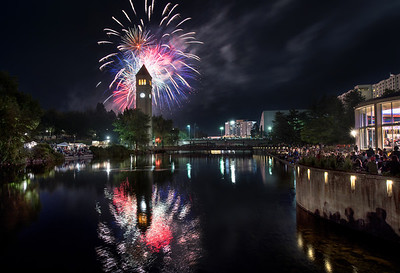 4th of July at Riverfront Park