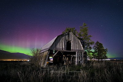 Northern Lights Barn