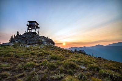 Sundance Mountain Sunrise