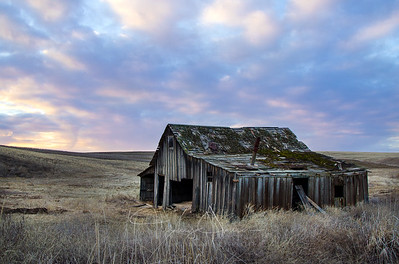 Abandoned Palouse Barn
