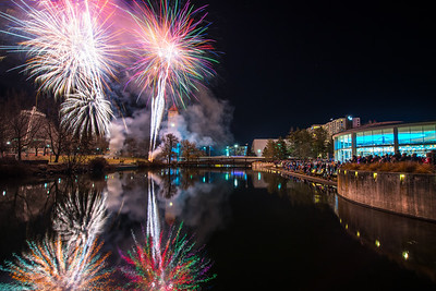 New Year's Eve- Riverfront Park