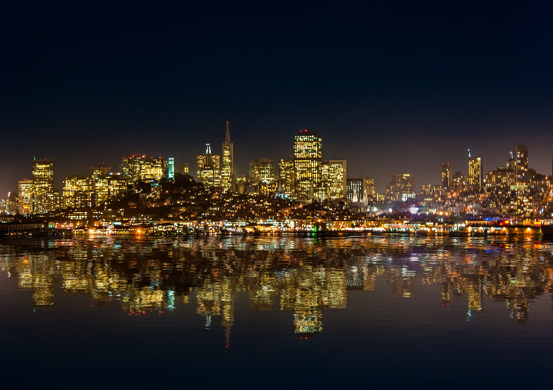 San Francisco Skyline - San Francisco Bay*