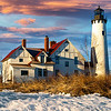 Point Iroquois Light