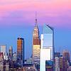 NY Skyline-Twiight Skies