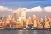 NYC Sundown Cityscape