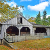 l Waterloo Village Gristmill in Autumn