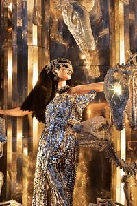 Holiday Window Bergdorf Goodman