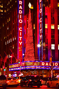 NYC Holiday Landmark