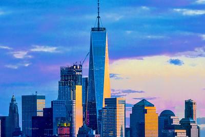 NYC Lover Manhattan Sundown