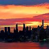 NY Cityscape at Dawn