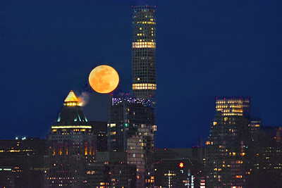 NYC March Full Moon