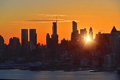 NYC-Midtown Sunrise