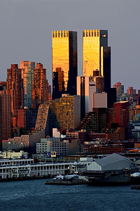 Golden Sundown Towers NYC