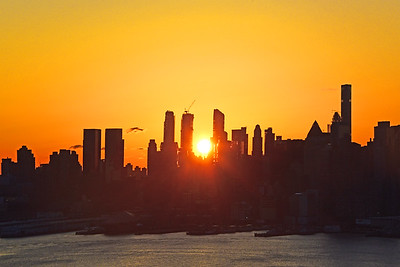 Manhattan Midtown Sunrise