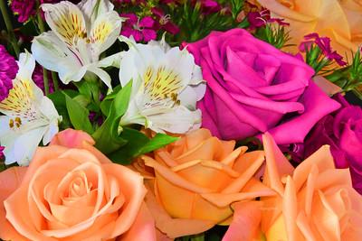 Bouquet of Colors
