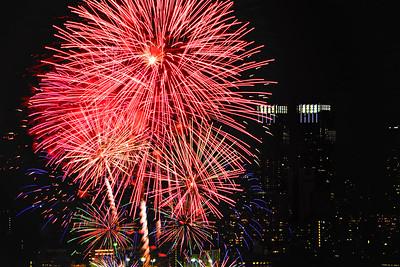NYC Lunar Year Year Celebration Fireworks
