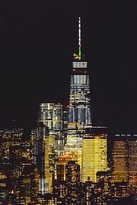 One World Trade Nightlights