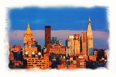 NYC-Met LIfe-NYLife Sundown