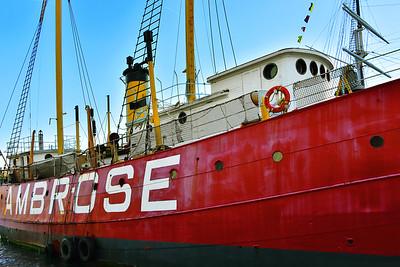 The Ambrose Lightship NYC
