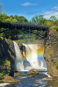Paterson Falls- Rainbow in the MIst