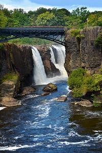 Great Falls NJ Landscape