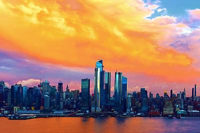 NYC Sundown Extravaganza I
