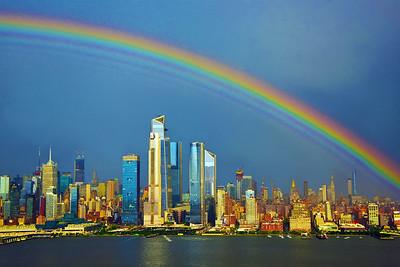 Manhattan under the Rainbow