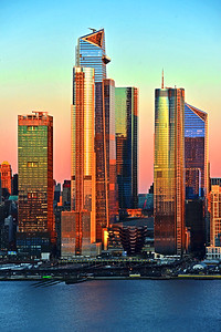NYC Painted by Sundown