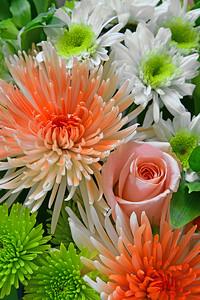 St Patrick's Day Bouquet
